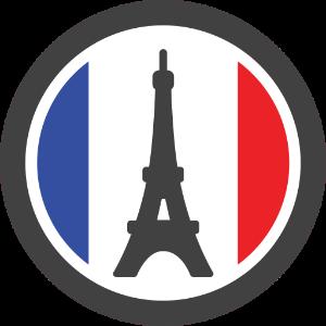 La Ville-Lumière Badge